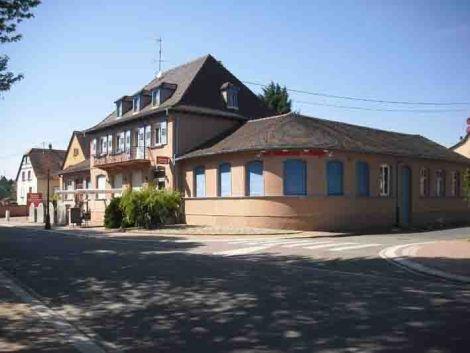 Restaurant le Cottage à Elsenheim