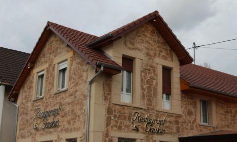 Restaurant Le Gaulois à Bartenheim