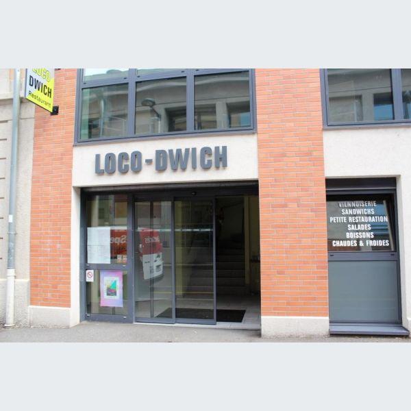 Restaurant loco dwich mulhouse restaurant cuisine fran aise for Restaurant cuisine francaise