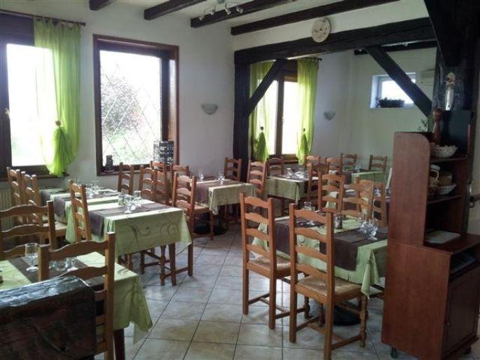Le restaurant L\'Olivier se situe à Ensisheim