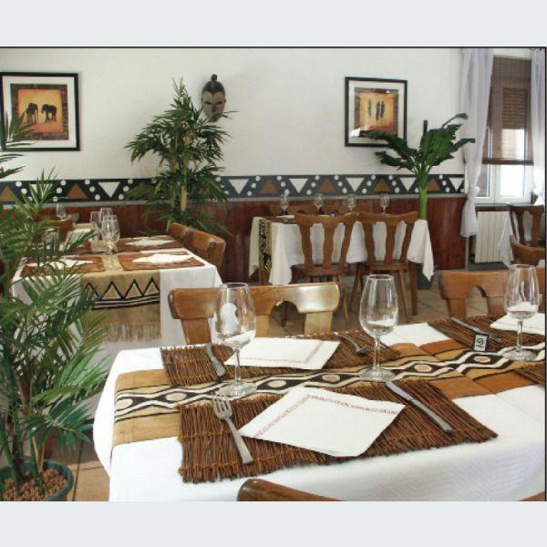 Restaurant Terangua Mulhouse Specialités Cuisine Afrique Africaines