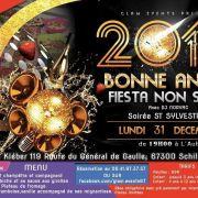 Réveillon de la Saint-Sylestre 2018/2019 à Schiltigheim - Salle Kleber  : années 1980/90