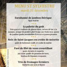 Réveillon de la Saint Sylvestre 2019-2020 au Restaurant 3 Länder (EuroAirport Bâle-Mulhouse)