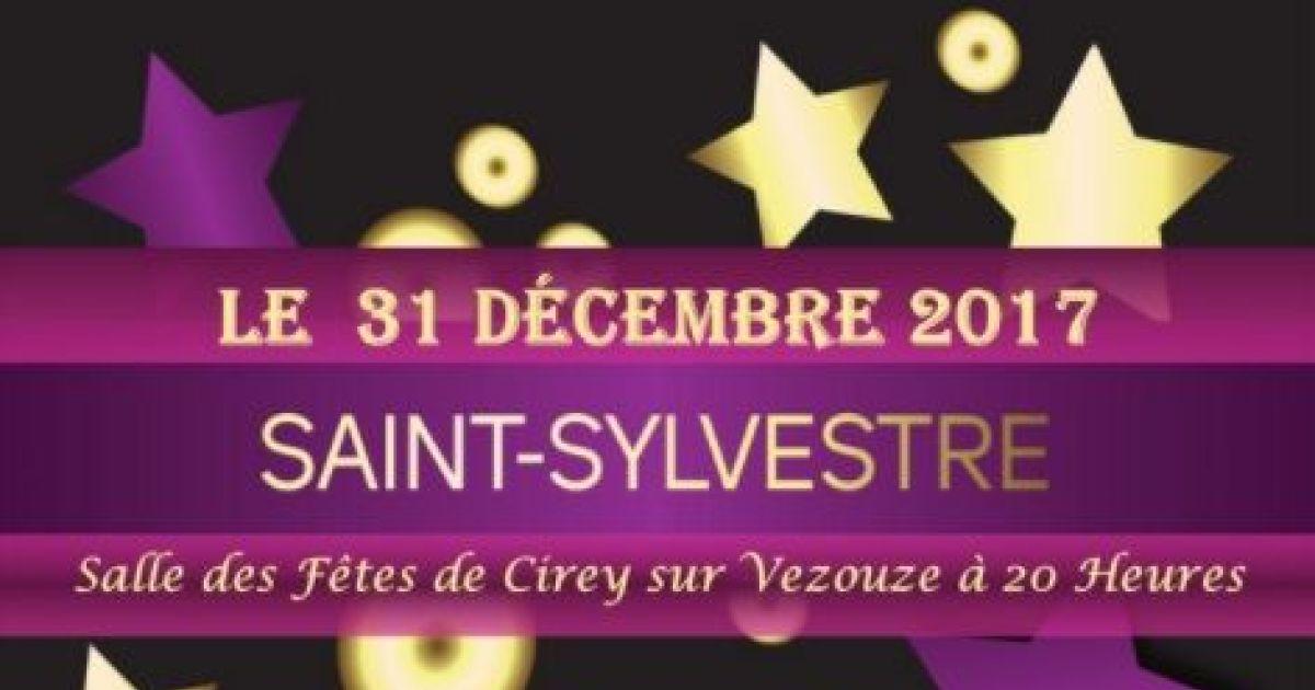 R veillon du nouvel an 2017 2018 cirey sur vezouze salle des f tes nouvel an - Reveillon du nouvel an 2017 ...