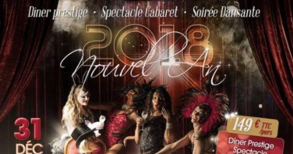 R veillon du nouvel an 2017 2018 saint julien l s metz capitole cabaret nouvel an le - Reveillon du nouvel an 2017 ...