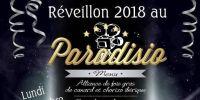reveillon du nouvel an 2018-2019 a longwy - le paradisio
