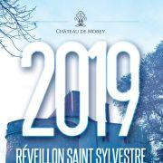 Réveillon du Nouvel an 2018-2019 à Belleau - Château de Morey