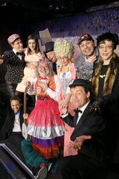 La troupe de la Choucrouterie 2016-2017