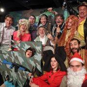 Revue satirique de la Choucrouterie en alsacien (tournée 2019)