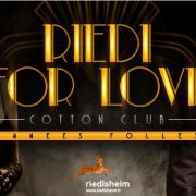 Riedi for love