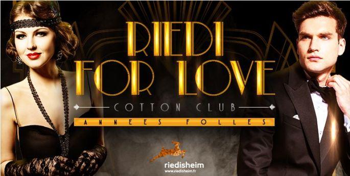 Riedi for love