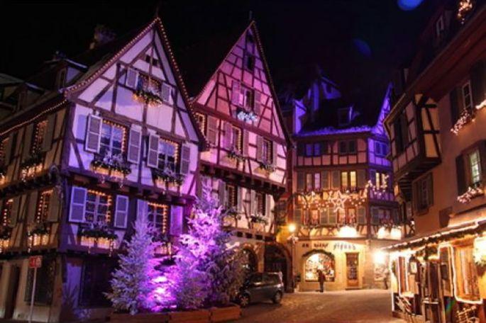 Riquewihr attire 300 000 visiteurs pendant la période de Noël