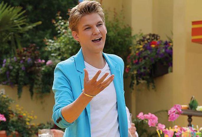 Robin Leon a remporté la grande finale de l\'émission Immer wieder Sonntags, sur la chaîne allemande ARD