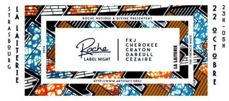 Roche Music Label Night