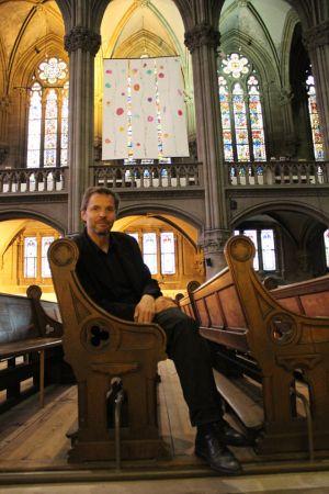 Roland Kauffmann fait vivre le Temple Saint-Etienne