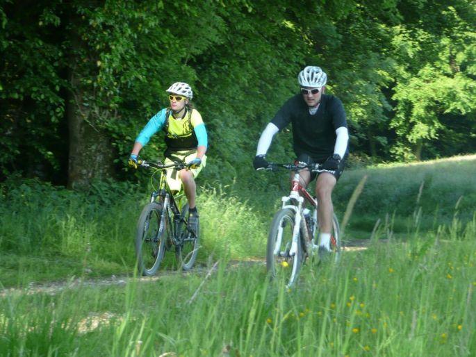Ronde des Etangs à Carspach