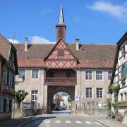 5 villages alsaciens surprenants