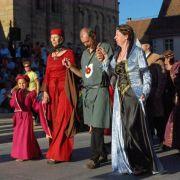 Fête médiévale à Rosheim 2019