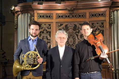 Les musiciens Roth