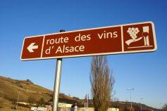 La route des vins d\'Alsace, de Thann à Marlenheim