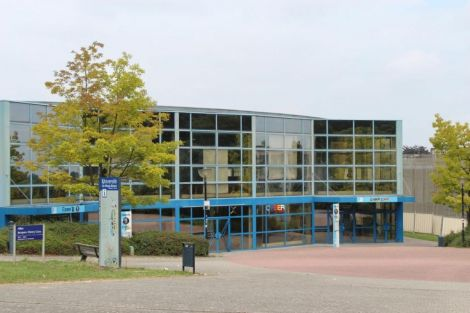 RU - Restaurant universitaire de Mulhouse