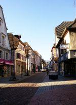 Rue centrale de Guebwiller