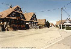 Rue principale de Riedseltz