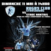 Rugby Club Strasbourg - Stade Nantais