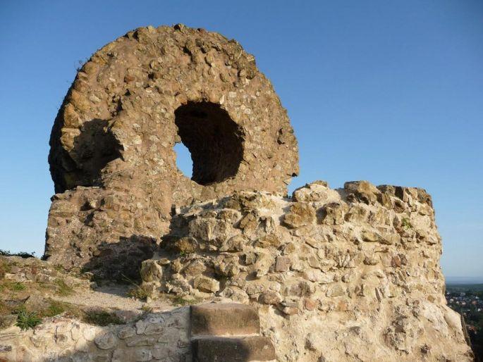 Les ruines de l\'Engelbourg