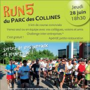 RUN 5 du Parc des Collines