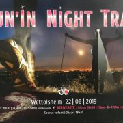 Run\'In Night Trail 2019