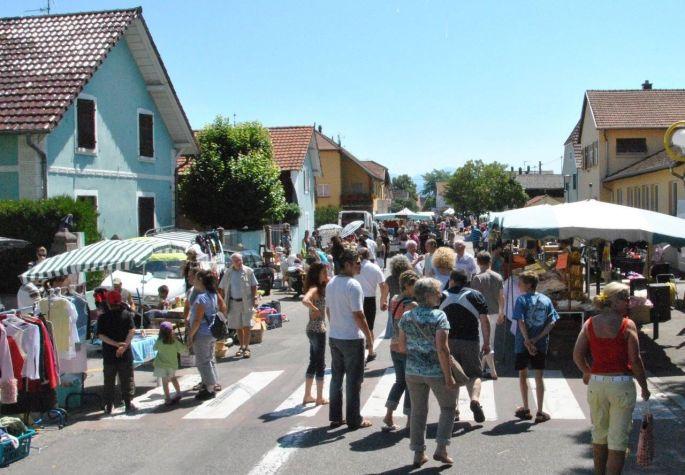 Les rues de Blodelsheim sont animées !
