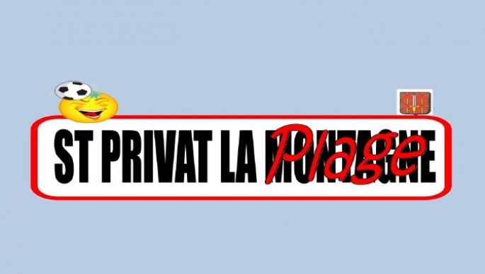 Saint-Privat la Plage 2018