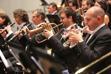 Les cuivres de l\'Orchestre symphonique de Mulhouse