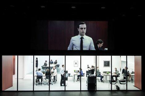 Au coeur de l\'entreprise avec Nobody, un texte de Falk Richter adapté par Cyril Teste