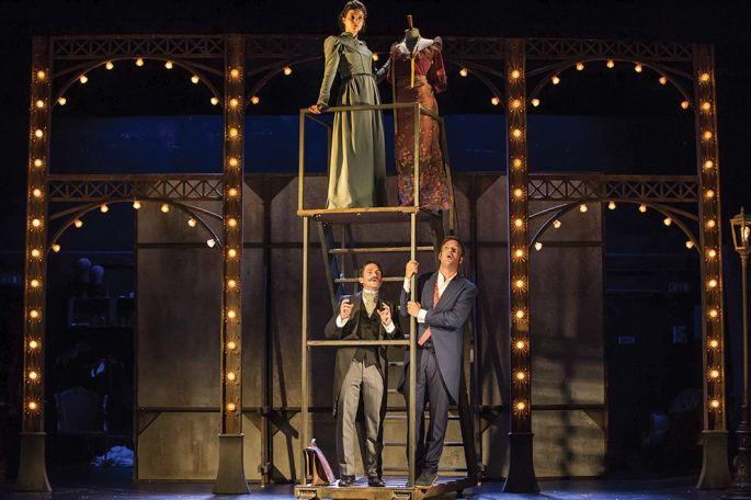 Edmond, une pièce qui revivre la genèse de Cyrano de Bergerac