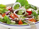 Salade d\'inspiration grecque ou italienne