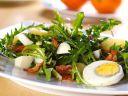 Salade de pissenlit - recette alsacienne