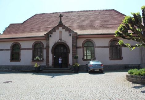 Salle Arthus d\'Andlau