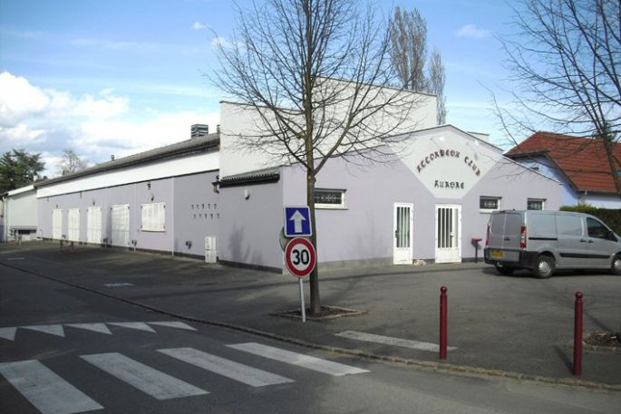 Salle Aurore