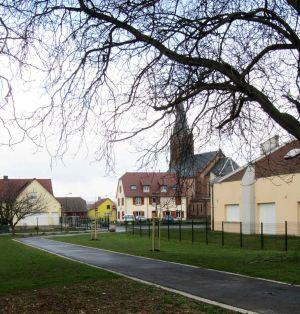La Salle communale de Wiwersheim