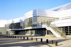 Salle de spectacles La Filature à Mulhouse