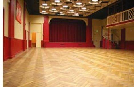 Salle des fêtes d\'Eckbolsheim