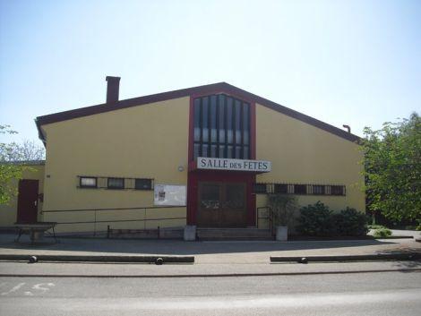 Salle des Fêtes de Muntzenheim