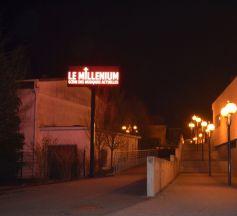 Salle du Millenium à Haguenau