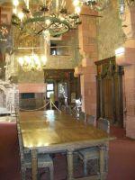 Certains châteaux restaurés vous permettront de mieux comprendre la vie des Alsaciens au Moyen Age