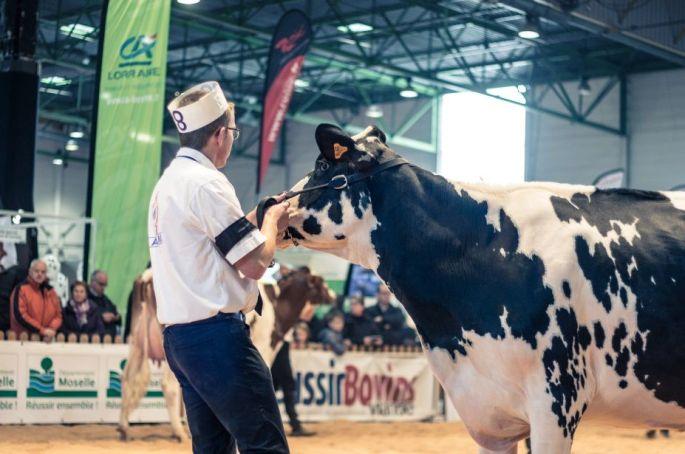 Salon agricole Agrimax de Metz 2018