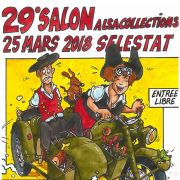 Salon Alsacollections à Sélestat 2019