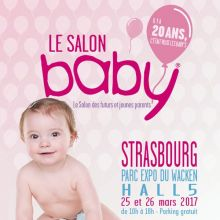 Salon Baby à Strasbourg 2017