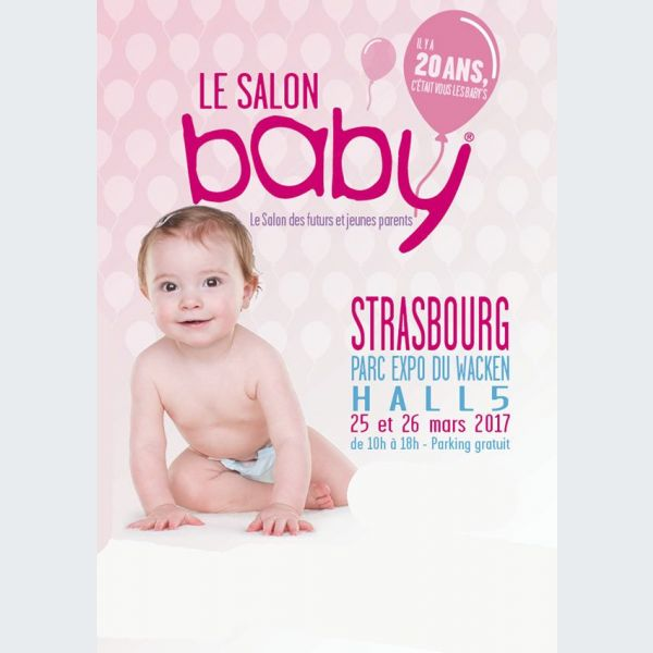 salon baby strasbourg 2017 parc expo